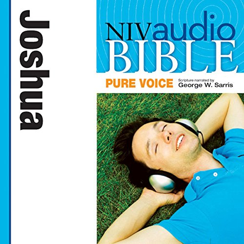 Pure Voice Audio Bible - New International Version, NIV (Narrated by George W. Sarris): (06) Joshua audiobook cover art