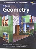 Best Geometry Textbooks - Texas Geometry, Teacher Edition with Solutions Key, 9780544353909 Review