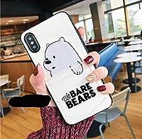 iPhone11Proケース 白くま くま パンダ スマホケース クマ 熊 11pro iPhoneケース イレブンプロ 5.8インチ iPhone11proケース アイフォンイレブンプロケース パンダ シロクマ しろくま 白くま メンズ レディース 男性 女性 可愛い かわいい カワイイ かっこいい AーTONE おしゃれ お洒落 カードポケット カード収納 iPhoneケース iphoneカバー かわいい スマホケース スマホカバー 刺繍 ポケット Suica 電子マネー カード 収納 便利 耐久性 動物 アニマル (iPhone11Pro, ホワイト 白 白くま)