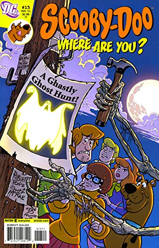 Scooby-Doo Where Are You: Vol 3 Adventure Comics Books For Kids, Boys , Girls , Fans , Adults