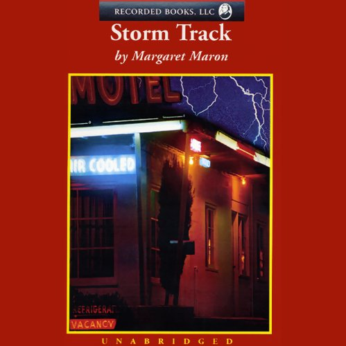 Storm Track audiobook cover art