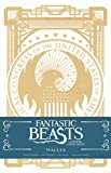 FANTASTIC BEASTS AND WHERE TO FIND THEM: MACUSA HARDCOVER RULED JOURNAL (Harry Potter)