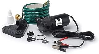 WaterAce WA61DUP Transfer Pump, Black