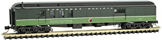 Micro-Trains MTL N-Scale Heavyweight Mail-Baggage Car Northern Pacific/NP #1447