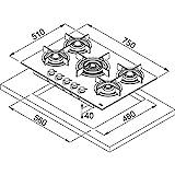 Zoom IMG-1 franke crystal fhcr 755 4g