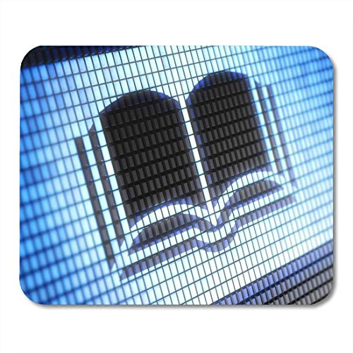 Mauspads Online-Buch Vollständige Sammlung von Like That is Mouse Pad für Notebooks, Desktop-Computer Matten Büromaterial