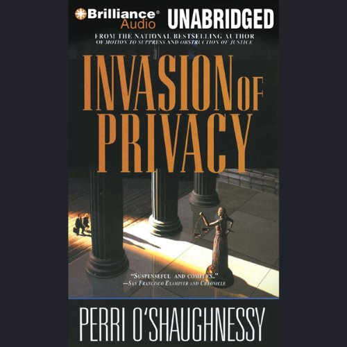 Invasion of Privacy cover art