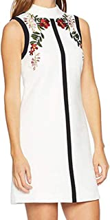 Womens Aimmiid Embroidered Tunic Dress