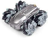 Coche de Control Remoto Giratorio de 360 Grados para niños con Giro de Doble Cara, Control Remoto Giratorio y rodante para Escalar, vehículo Todoterreno, 2.4G, Control Remoto a la Deriva,
