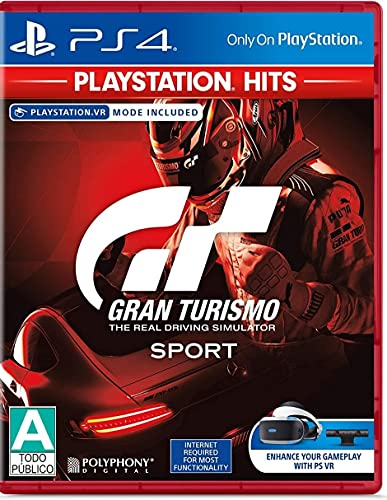 Gran Turismo Sport Game for ps4