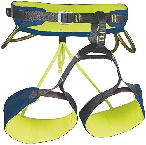 CAMP Klettergurt für Kinder, Unisex, Blau