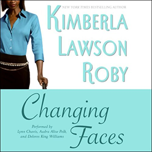 Changing Faces audiobook cover art