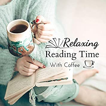 Relaxing Reading Time with Coffee