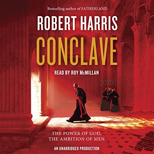 Conclave cover art
