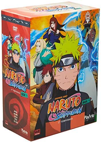 Naruto Shippuden 2ª Temporada, Box 1