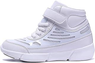 Scarpe LED Carica USB Lampeggiante Unisex da Tennis per Bambini Lampeggiante Luminosi Running Sportive Scarpe Sneakers per...