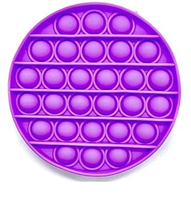 POP IT Juguete Antiestrés Fidget toy Sensorial Juego Explotar Burbujas Autismo Ansiedad Fidget Toy Niños Necesidades Especiales Relajante Adultos Original Divertido Push Pop de YUNGSHOX