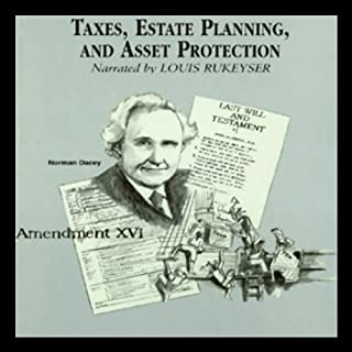 Taxes, Estate Planning, and Asset Protection cover art