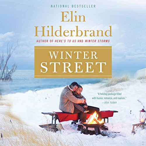 Winter Street audiobook cover art