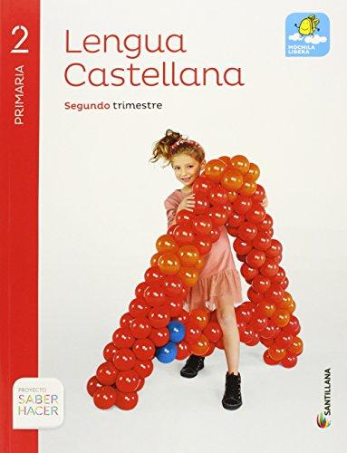 Lengua castellana 2 Primaria Saber hacer