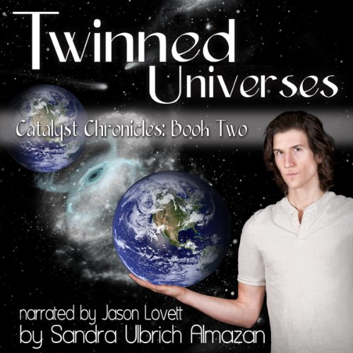 Twinned Universes audiobook cover art