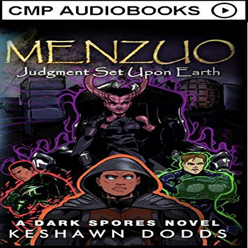 Menzuo: Judgment Set upon Earth audiobook cover art