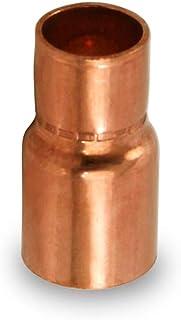 SUPPLY GIANT GDSD3474 reduktor miedziany z wtyczką męską i żeńską gniazdem potowym, 1-1/4 x 1