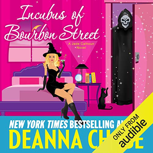 Incubus of Bourbon Street audiobook cover art