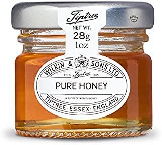 Tiptree Pure Honey Minis, 1 Ounce (Pack Of 72)