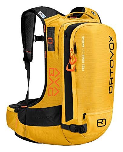 Ortovox Free Rider 22 Avabag Kit Rucksack, Damen, Yellowstone, 22 l