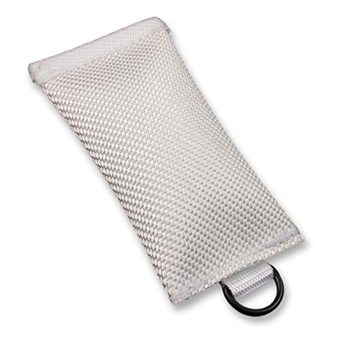 FBS Fahnengewicht Beschwerungssäckchen Fahnensäckchen 400 Gramm für Fahnen I Fahnenmast - zur Beschwerung Befestigung von Fahne