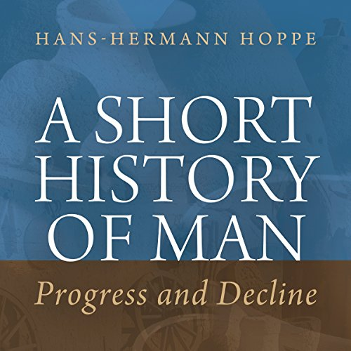 A Short History of Man audiobook cover art