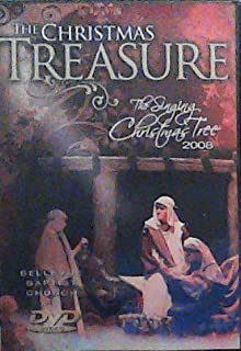 The Singing Christmas Tree 2008: The Christmas Treasure - Bellevue Baptist Church [DVD]
