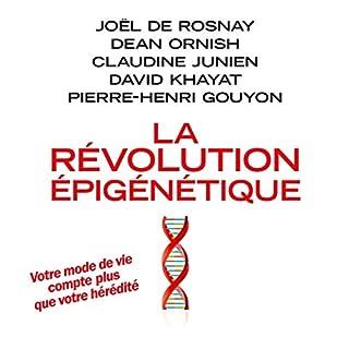 Page de couverture de La révolution épigénétique
