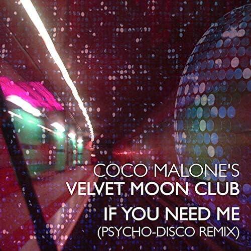 Coco Malone's Velvet Moon Club