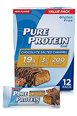 Pure Protein Bars High