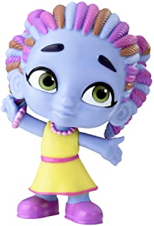 Netflix Super Monsters Zoe Walker Collectible 10cm Figure Ages 3 and Up