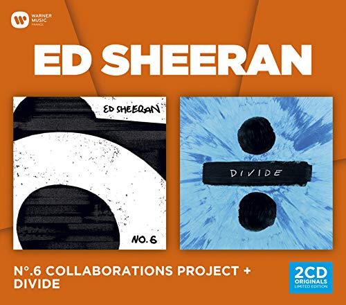 Coffret 2cd (N°6 Collaborations Project & Divide)