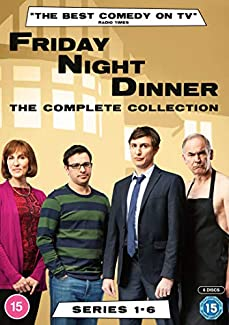 Friday Night Dinner - The Complete Collection: Series 1 - 6