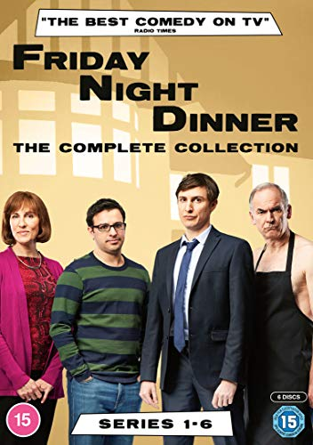 Friday Night Dinner - The Complete Collection (Series 1 - 6) [DVD] [2020]