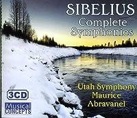 SIBELIUS: Complete Symphonies by Maurice Abravanel (2011-10-11)