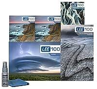 LEE Filters LEE100 82mm ランドスケーププロキット - LEE100フィルターホルダー Lee 100mm ソフトエッジセット グラデーション ND フィルター LEE 100mm ビッグストッパー リトルストッパー 82mm 広角アダプターリング