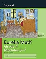 Eureka Math Grade 4 Succeed Workbook #2 (Modules 5-7)