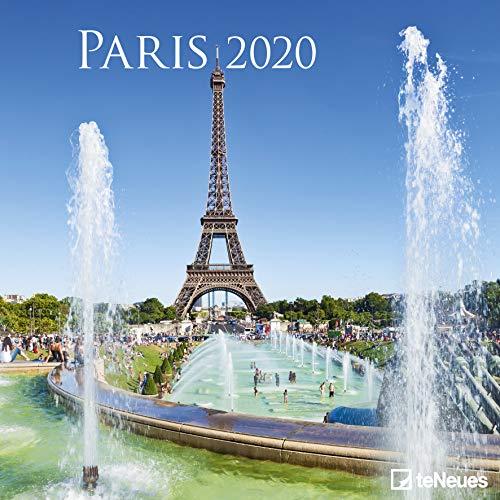 Paris 2020 Broschuerenkalender