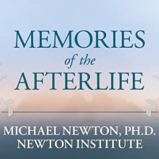 Memories of the Afterlife audiobook cover art