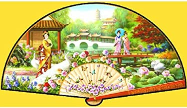 SUNSOUT INC Japanese Garden 1000 pc Jigsaw Puzzle