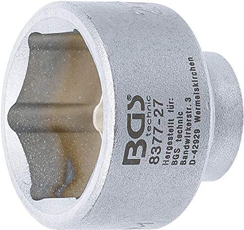 BGS 8377-27   Ölfilterschlüssel   Ø 27 mm   für Mercedes-Benz