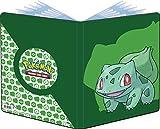 Ultra Pro E-15540 9 Pocket Portfolio-Pokemon Bulbasaur