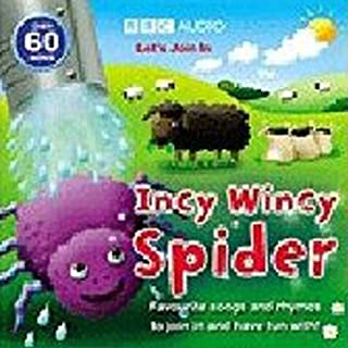 Incy Wincy Spider cover art