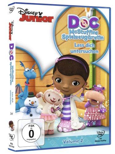 Doc McStuffins - Spielzeugärztin, Volume 2: Lass dich untersuchen